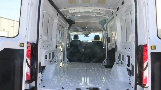 2020 Transit 150 Med Roof AWD, Empty Cargo Van #JF15976 - photo 2