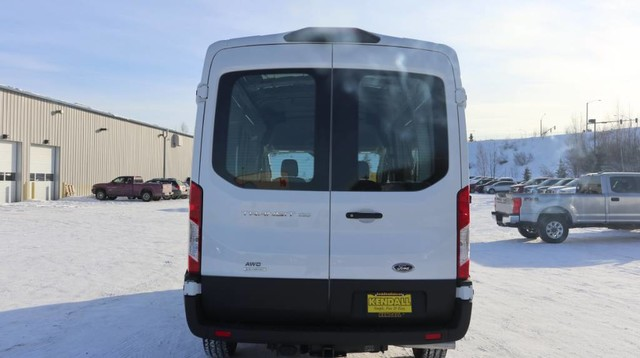 2020 Transit 150 Med Roof AWD, Empty Cargo Van #JF15976 - photo 8