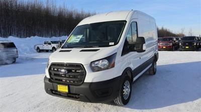 2020 Transit 150 Med Roof AWD, Empty Cargo Van #JF15976 - photo 4
