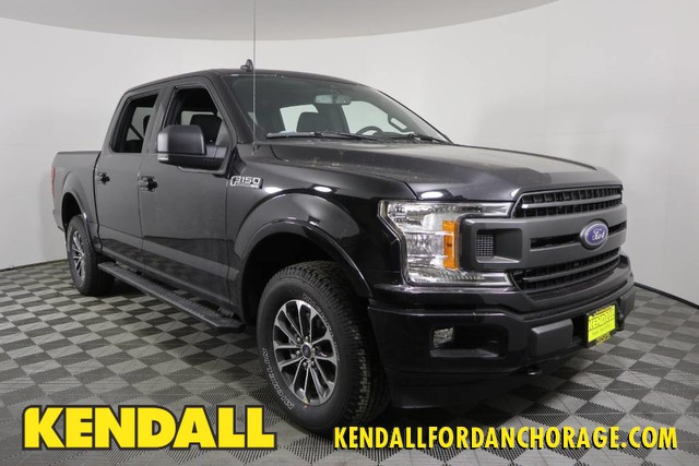 2020 Ford F-150 SuperCrew Cab 4x4, Pickup #JF16001 - photo 1
