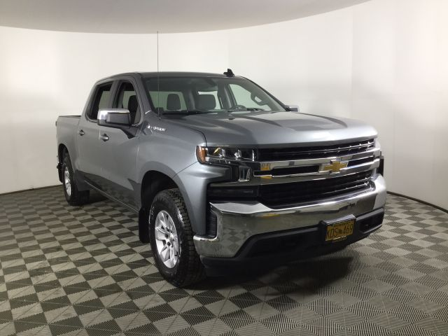 2019 Chevrolet Silverado 1500 Crew Cab 4x4, Pickup #JF16007A - photo 1