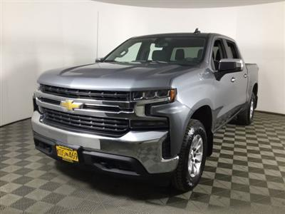 2019 Chevrolet Silverado 1500 Crew Cab 4x4, Pickup #JF16007A - photo 3