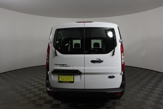 2020 Ford Transit Connect FWD, Empty Cargo Van #JF16008 - photo 8