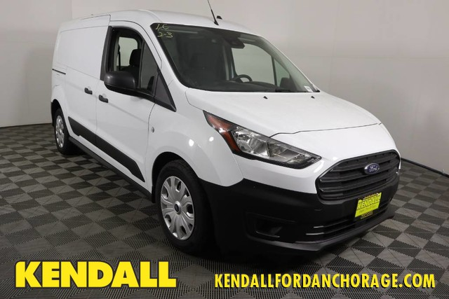 2020 Ford Transit Connect FWD, Empty Cargo Van #JF16010 - photo 1
