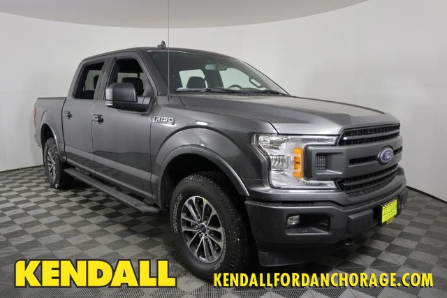 2020 Ford F-150 SuperCrew Cab 4x4, Pickup #JF16044 - photo 1