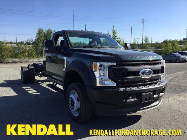 2020 Ford F-550 Regular Cab DRW 4x4, Cab Chassis #JF16050 - photo 1