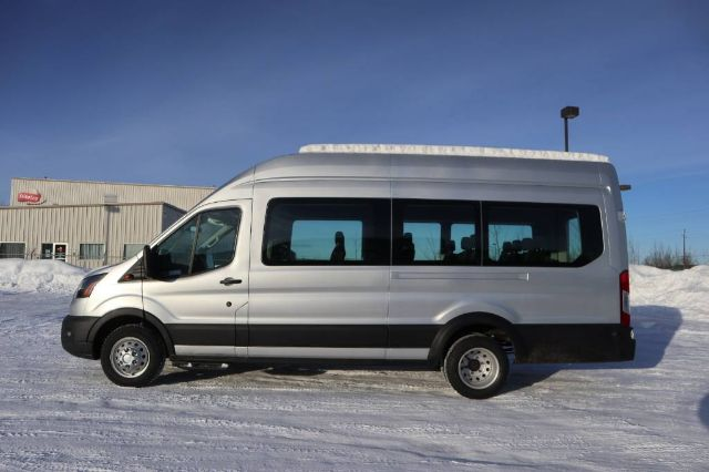 2020 Ford Transit 350 HD High Roof DRW 4x2, Passenger Wagon #JF16070 - photo 6