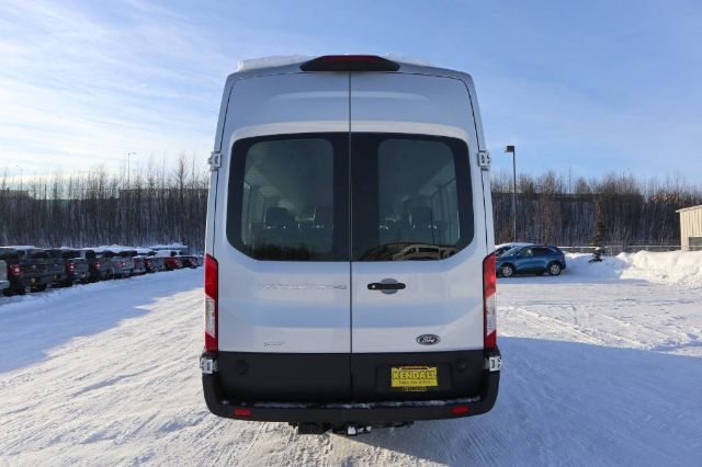 2020 Ford Transit 350 HD High Roof DRW 4x2, Passenger Wagon #JF16070 - photo 8