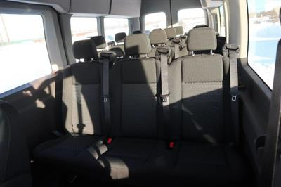 2020 Ford Transit 350 HD High Roof DRW RWD, Passenger Wagon #JF16070 - photo 15