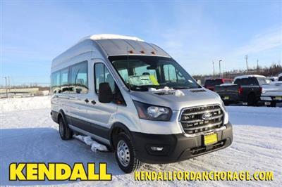 2020 Ford Transit 350 HD High Roof DRW 4x2, Passenger Wagon #JF16070 - photo 1