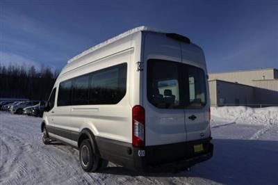 2020 Ford Transit 350 HD High Roof DRW 4x2, Passenger Wagon #JF16070 - photo 7