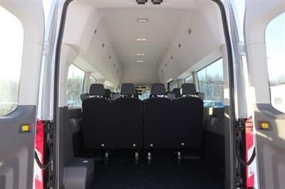 2020 Ford Transit 350 HD High Roof DRW 4x2, Passenger Wagon #JF16070 - photo 2