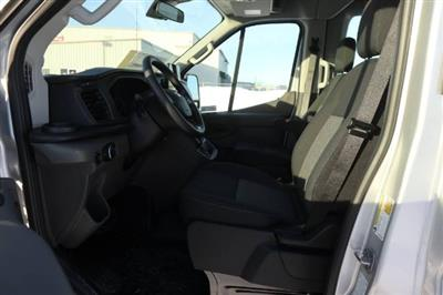 2020 Ford Transit 350 HD High Roof DRW 4x2, Passenger Wagon #JF16070 - photo 14