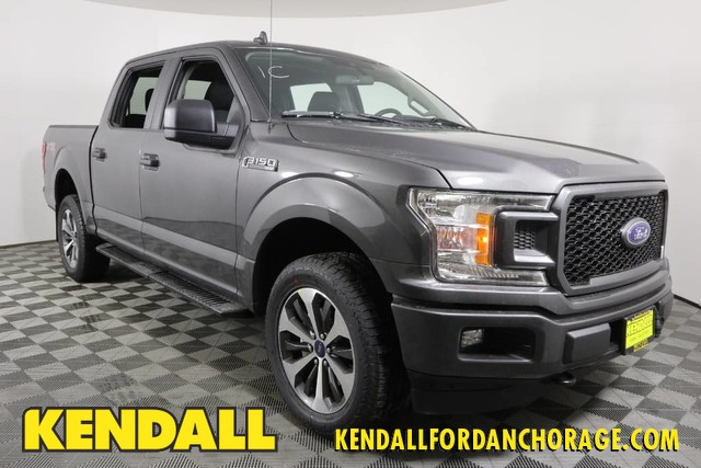 2020 F-150 SuperCrew Cab 4x4, Pickup #JF16071 - photo 1