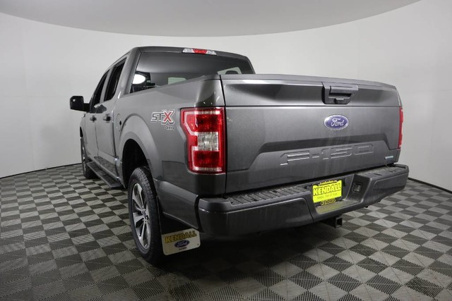 2020 F-150 SuperCrew Cab 4x4, Pickup #JF16071 - photo 2