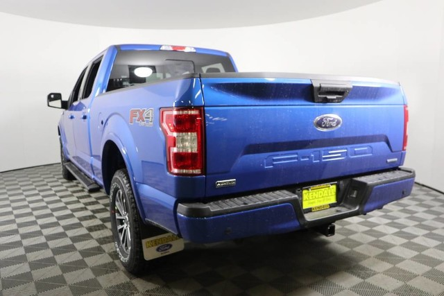 2020 Ford F-150 SuperCrew Cab 4x4, Pickup #JF16093 - photo 1