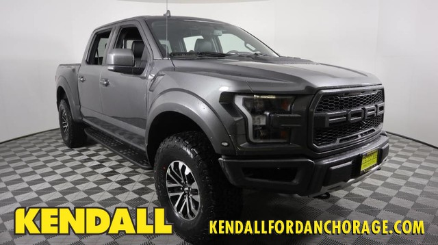 2020 Ford F-150 SuperCrew Cab 4x4, Pickup #JF16099 - photo 1