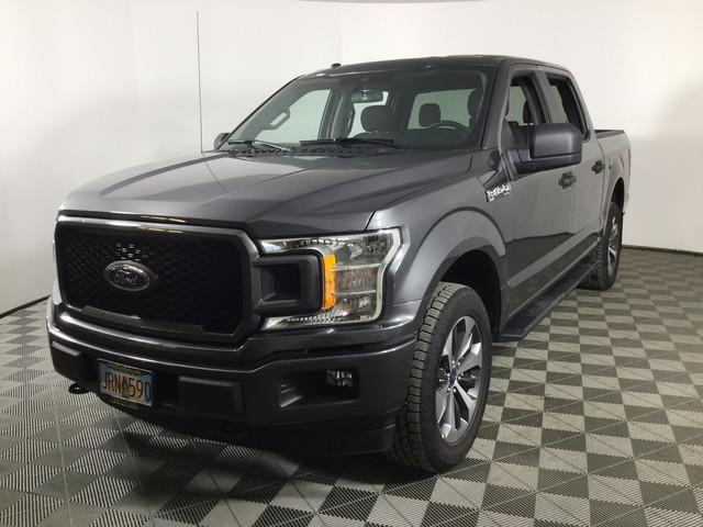 2019 Ford F-150 SuperCrew Cab 4x4, Pickup #JF16106A - photo 1