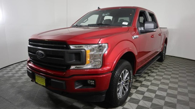 2020 Ford F-150 SuperCrew Cab 4x4, Pickup #JF16107 - photo 4