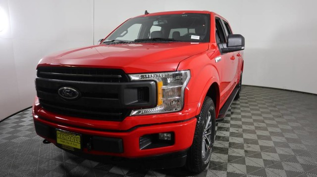 2020 Ford F-150 SuperCrew Cab 4x4, Pickup #JF16110 - photo 4