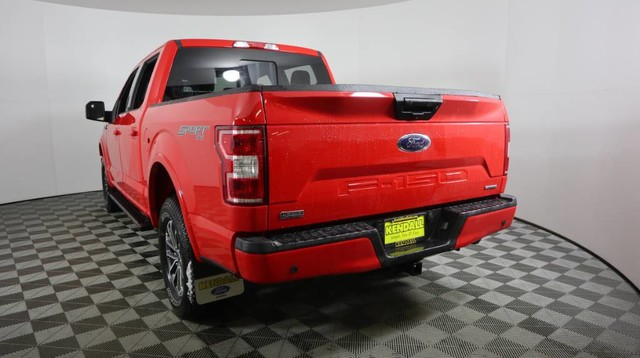 2020 Ford F-150 SuperCrew Cab 4x4, Pickup #JF16110 - photo 2