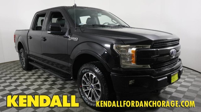 2020 Ford F-150 SuperCrew Cab 4x4, Pickup #JF16116 - photo 1