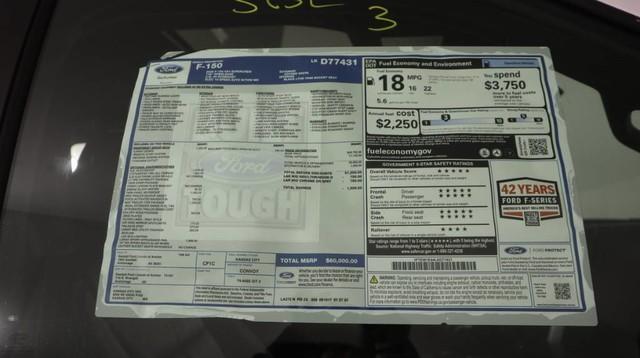 2020 F-150 SuperCrew Cab 4x4, Pickup #JF16117 - photo 27