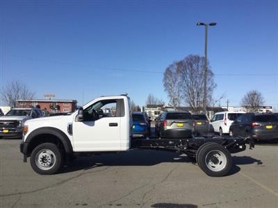 2020 Ford F-550 Regular Cab DRW 4x4, Cab Chassis #JF16121 - photo 7