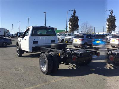 2020 Ford F-550 Regular Cab DRW 4x4, Cab Chassis #JF16121 - photo 2