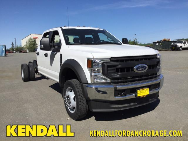 2020 Ford F-550 Crew Cab DRW 4x4, Cab Chassis #JF16132 - photo 1