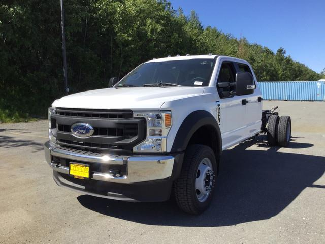 2020 Ford F-550 Crew Cab DRW 4x4, Cab Chassis #JF16132 - photo 5