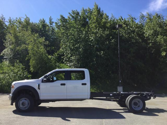 2020 Ford F-550 Crew Cab DRW 4x4, Cab Chassis #JF16132 - photo 8