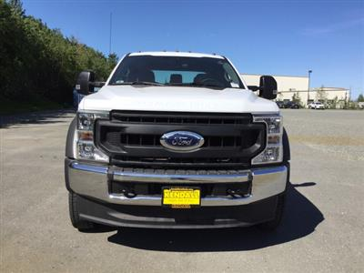 2020 Ford F-550 Crew Cab DRW 4x4, Cab Chassis #JF16132 - photo 4