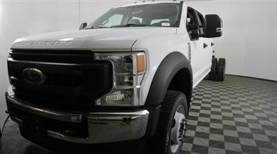 2020 F-550 Crew Cab DRW 4x4, Cab Chassis #JF16147 - photo 4