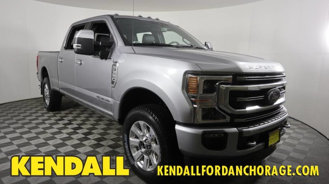 2020 F-350 Crew Cab 4x4, Pickup #JF16205 - photo 1
