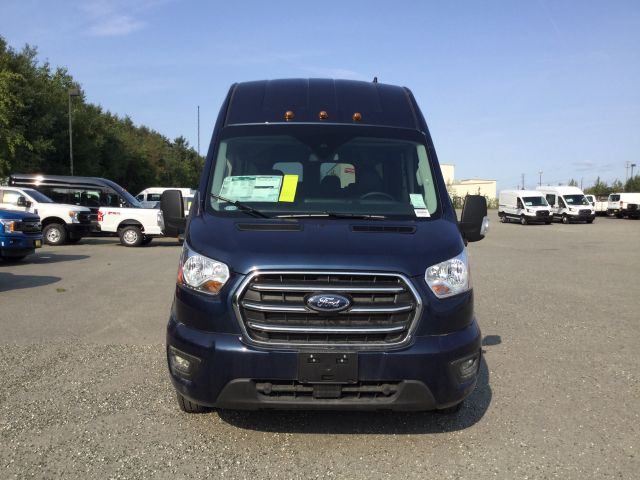 2020 Ford Transit 350 HD High Roof DRW 4x2, Passenger Wagon #JF16253 - photo 3