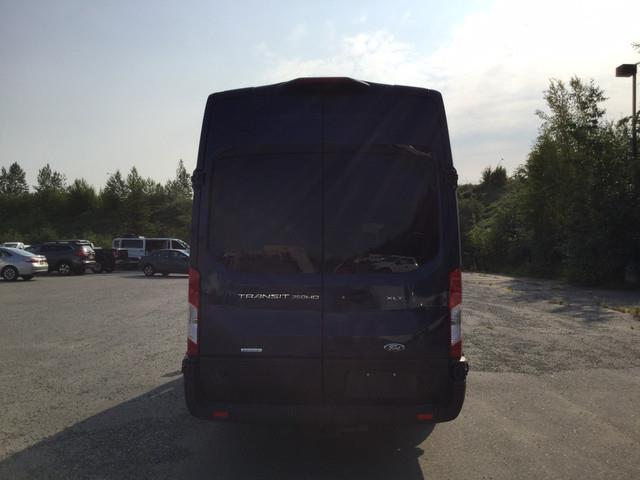 2020 Ford Transit 350 HD High Roof DRW RWD, Passenger Wagon #JF16253 - photo 8