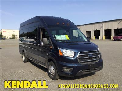 2020 Ford Transit 350 HD High Roof DRW RWD, Passenger Wagon #JF16253 - photo 1