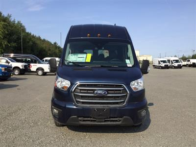 2020 Ford Transit 350 HD High Roof DRW RWD, Passenger Wagon #JF16253 - photo 3