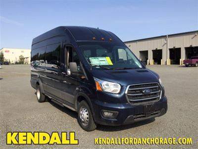 2020 Ford Transit 350 HD High Roof DRW 4x2, Passenger Wagon #JF16253 - photo 1