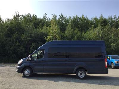 2020 Ford Transit 350 HD High Roof DRW 4x2, Passenger Wagon #JF16253 - photo 6
