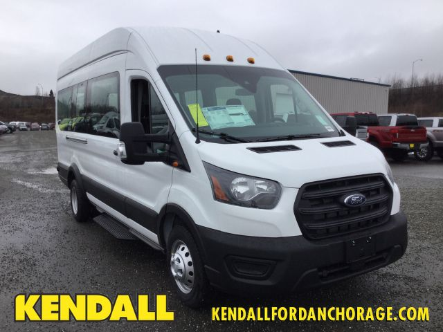 2020 Ford Transit 350 HD High Roof DRW 4x2, Passenger Wagon #JF16310 - photo 1