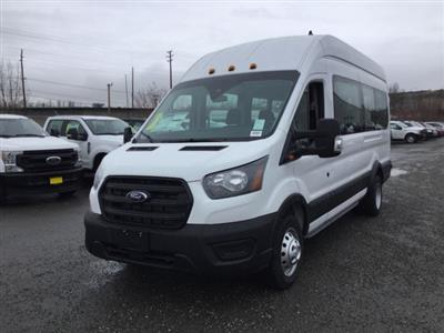 2020 Ford Transit 350 HD High Roof DRW 4x2, Passenger Wagon #JF16310 - photo 4