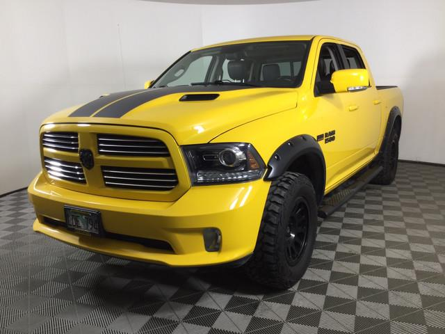 2016 Ram 1500 Crew Cab 4x4, Pickup #JF16323A - photo 1