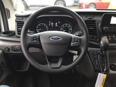 2020 Ford Transit 350 HD High Roof DRW RWD, Passenger Wagon #JF16358 - photo 13