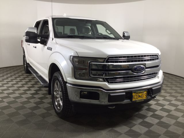 2018 Ford F-150 SuperCrew Cab 4x4, Pickup #JF16381A - photo 1