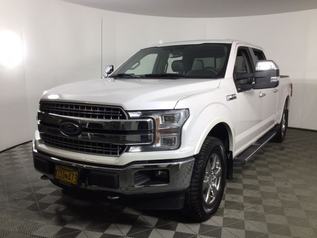 2018 Ford F-150 SuperCrew Cab 4x4, Pickup #JF16381A - photo 4