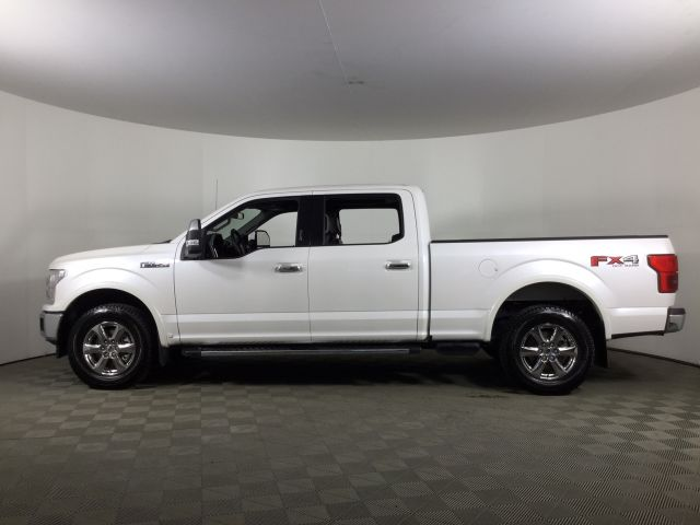 2018 Ford F-150 SuperCrew Cab 4x4, Pickup #JF16381A - photo 8