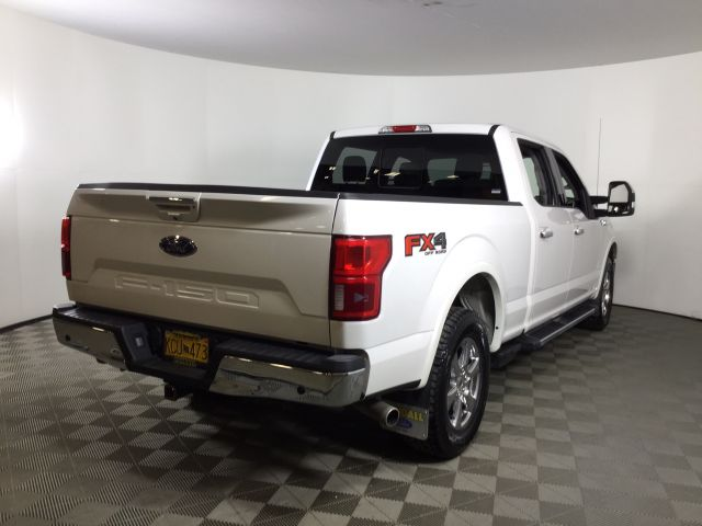 2018 Ford F-150 SuperCrew Cab 4x4, Pickup #JF16381A - photo 2