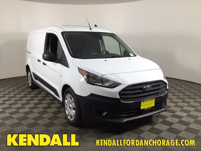 2020 Ford Transit Connect FWD, Empty Cargo Van #JF16435 - photo 1
